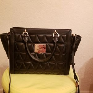 Micheal Kors Quilted Hamilton purse